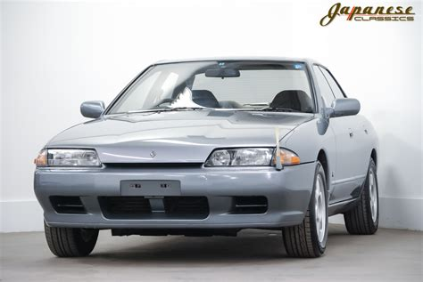 nissan skyline sedan japanese classics 1989 r32 skyline gts t sedan