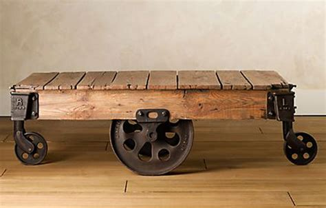 furniture cart coffee table nothing found for reclaimed factory cart table from