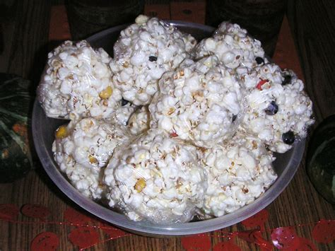 successfully gluten  popcorn balls