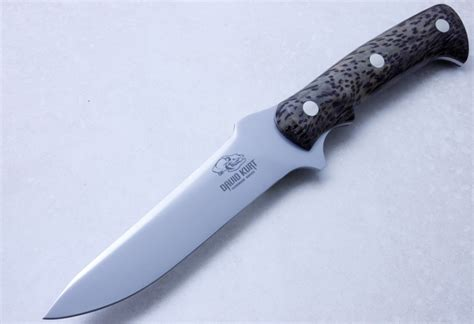 Kitchen Knives black palm tactical david kurt handmade knives