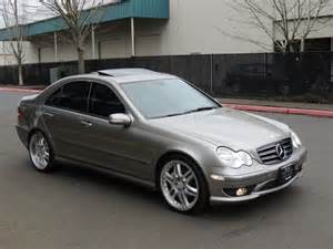 Mercedes C230 2005 2005 Mercedes C230 Sport Supercharged Brabus