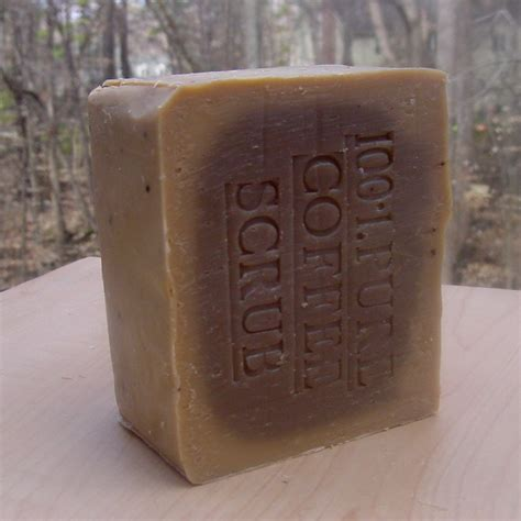Coffee Soap soap handcrafted soap company