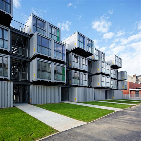 Shipping Container Apartments Just Oranje Imagine Living In A Shipping Container