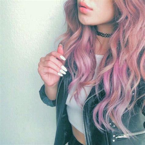 tumblr betty hair dye girly grunge on tumblr