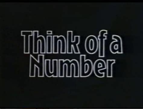 think of a number childrens tv jedi s paradise