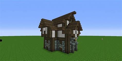 casa medievale casa hosue minecraft project