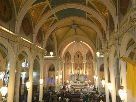 Basilica Of St Mary Of The Angels Centennial Celebration 2015 Olean Ny | basilica of st mary of the angels centennial celebration 2015 olean ny
