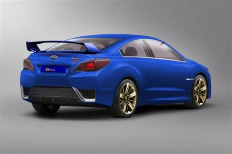 2014 subaru wrx 5 door 2014 subaru wrx sti 5 door top auto magazine