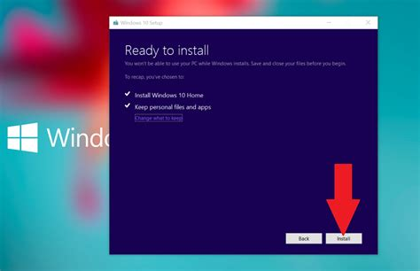 install windows 10 keep nothing is your pc not getting the windows 10 november update