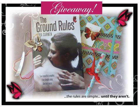 Goodreads Giveaway Rules - roya carmen roya carmen