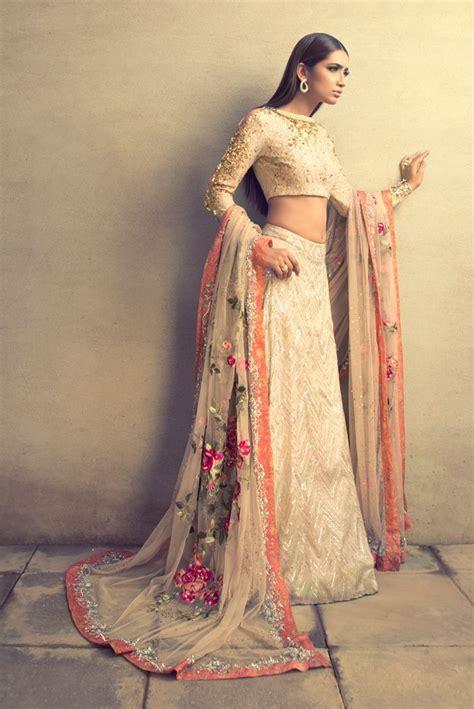 Sania Dress By by Sania Maskatiya Bridal Dresses Collection 2018