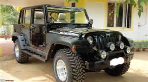 Modified Major Jeep Modified Mahindra Major Jeep Www Imgkid The Image