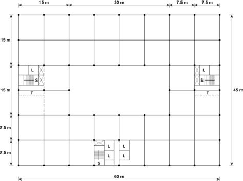 structural layout of a building concept design steelconstruction info