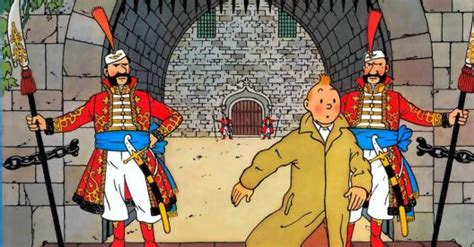 King Ottokar S Sceptre 1 two pages of tintin king ottokar s sceptre sold for 1 2 million extravaganzi