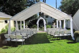 Small Backyard Wedding Ceremony Ideas Backyard Wedding Ideas Wedding Ideas