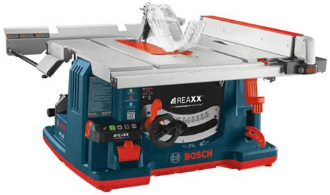 bosch bench saw watch this video bosch reaxx gts1041a safety table saw