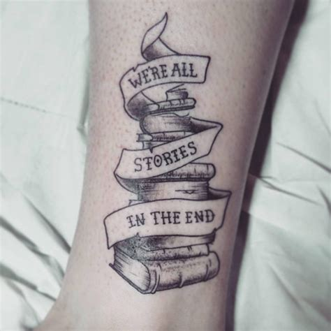 tattoo pictures book 40 amazing book tattoos for literary lovers tattooblend