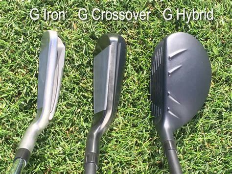 ping  crossover irons review golfalot