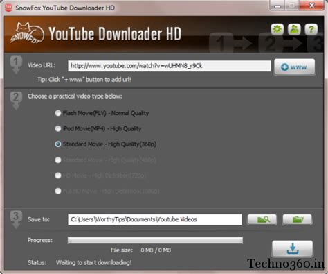 download youtube hd mp4 snowfox youtube downloader hd now freeware