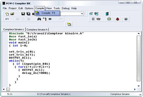 C Tutorial And Compiler | tutorial pic c compiler