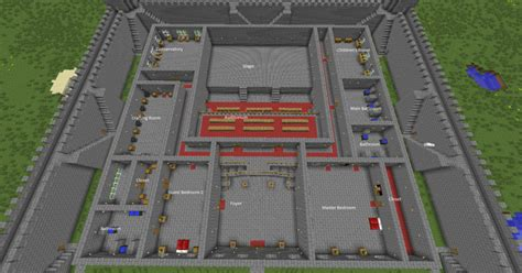 minecraft castle floor plan my minecraft castle 2nd floor by quagmirefan1 on deviantart