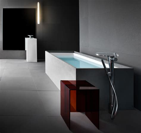 kartell bathroom furniture kartell by laufen creates an art experience in the
