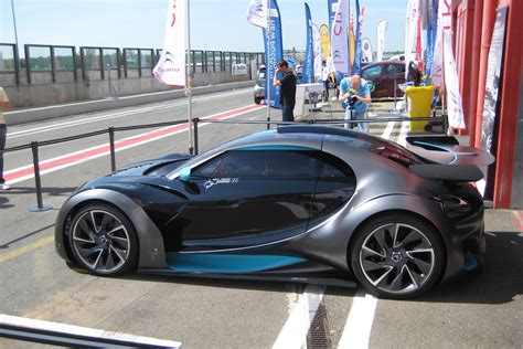 citroen supercar citroen electric supercar photos clean week 2020 day 2
