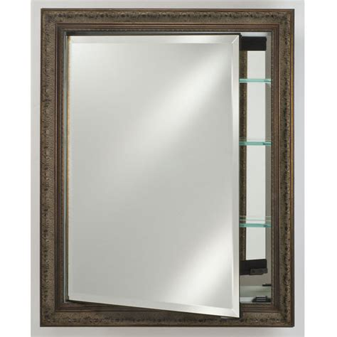 Afina Medicine Cabinets by Single Door 24 X 36 Signature Collection Medicine Cabinets