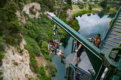 best bungee jumping top 7 places to bungy jump in new zealand seek the world