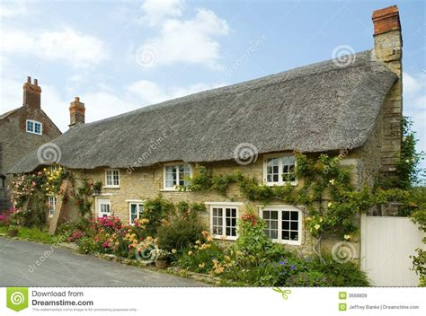 Cottages Abbotsbury Dorset by Cottages In Abbotsbury Royalty Free Stock Images Image