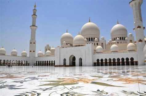 masjid masjid terkenal  terindah  dunia masbadar