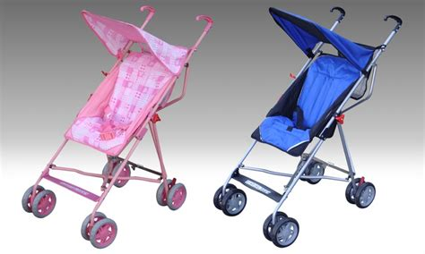 reclining strollers bebelove single reclining umbrella stroller groupon