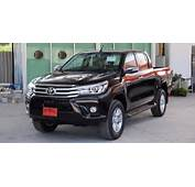 Thailand New And Used Car Dealer Exporter Toyota Hilux Revo
