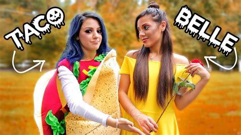 diy duo halloween costumes  couples  friends