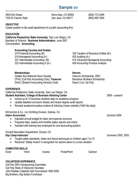 free sle resume free resume exle free sle resumes provided by professional