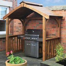wood grill canopy google search bbq gazebo wooden