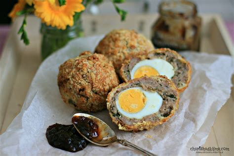 Handmade Scotch Eggs - scotch eggs cherished by me