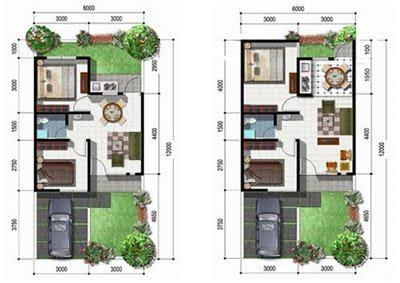 type rumah 45 ideal untuk keluarga kecil informasi dan model rumah
