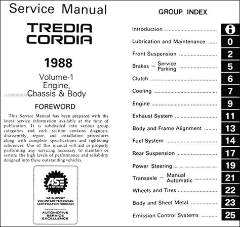 auto repair manual online 1986 mitsubishi cordia instrument 1986 mitsubishi tredia owners manual pdf service