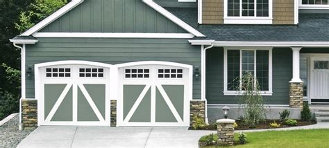 Doorlink Garage Doors by Doorlink Carriage Creek Model Garage Door