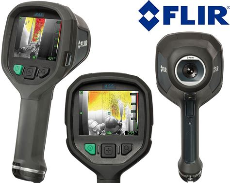 thermal imaging flir flir k45 k55 thermal imaging