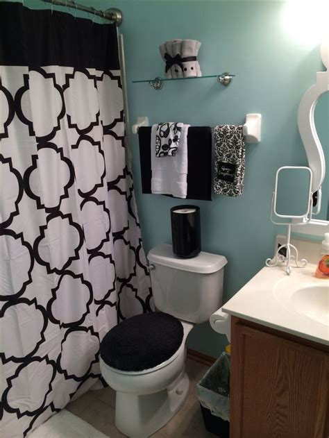 Teenage Bathroom Ideas by Best 25 Teal Shower Curtains Ideas On Pinterest Teal