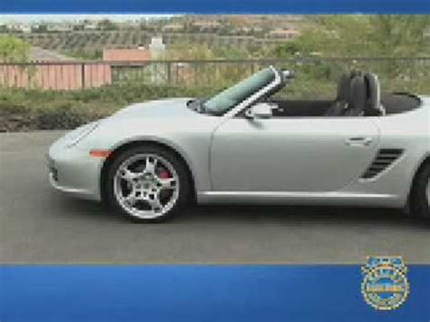 blue book value used cars 2010 porsche boxster instrument cluster 2007 porsche boxster review kelley blue book youtube
