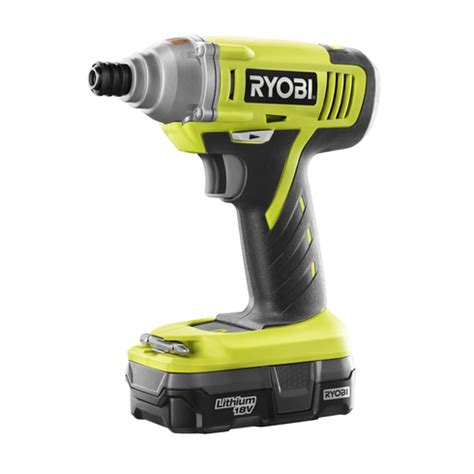 ryobi impact driver delivers living unfocused