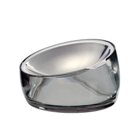 modern cat modern cat bowl in gray