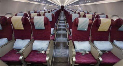 Qatar Airways Interior by Economy A330 300 Config 2 Qatar Airways Seat Maps