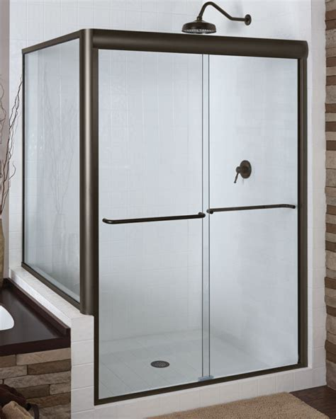 Waterfall Shower Doors Heavy Glass Archives Waterfall Bath Enclosures