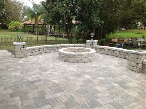 Paver Backyard by Backyard Makeovers Traditional Patio Orlando By A