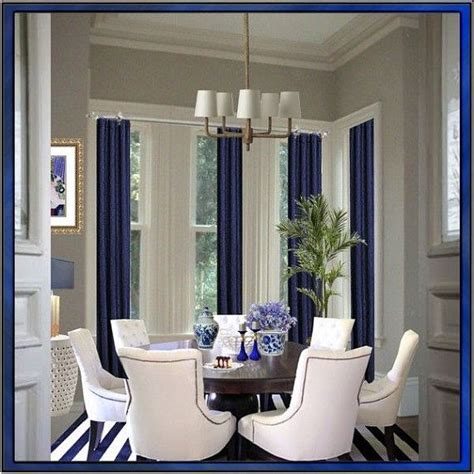 royal blue room gray and blue dining room www imgkid com the image kid