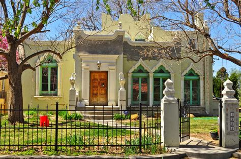 Spanish Style Homes by Denver S Single Family Homes By Decade 1930s